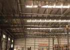 工厂节能风扇哪家好?大型吊扇安装