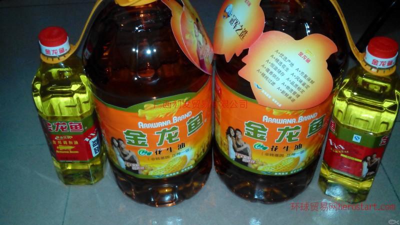 金龙鱼精炼一级菜籽油 金龙鱼花生油 金龙鱼大豆油