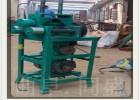同盛机械生产的TSWG-25立式电动弯管机