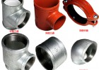 广东大量现货供应批发镀锌配件钢塑配件沟槽管件规格齐全价格优惠