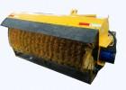 加工定制滚雪刷斜角清扫器清雪刷隆怡德厂家直供各种工程机械配件