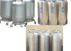 供甘肅永登液氧罐和皋蘭液氬罐及新區液氮罐