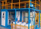 印刷机油墨废水处理设备-上海沐辉很难2016全新升级