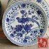 景德镇1米陶瓷定制 陶瓷大咖锅 海鲜大瓷盘