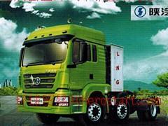 曲沃昌泽汽贸提供热门陕汽德龙新M3000 LNG6|2牵引车|陕汽德龙价格超低
