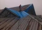 东莞彩钢瓦漏水补漏维修,东莞彩钢瓦渗水堵漏修缮