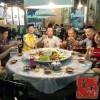 现代青花大盘 陶瓷大瓷挂盘 海鲜盘盛菜盘子厂家