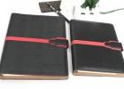 广州笔记本定制,定做商务笔记本,记事本,仿真皮笔记本厂家