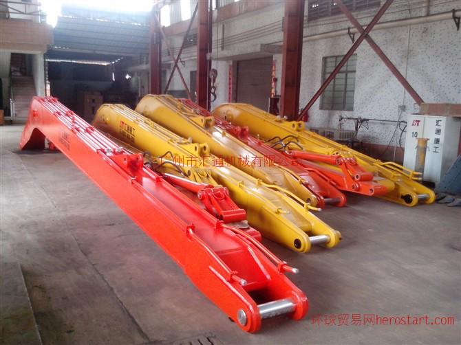浙江神钢sk400挖掘机加长臂销售