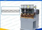 华士焊接SQ-150K 波浪铁线排焊机 波纹线层架焊接点焊机