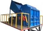 精通重工金属压块破碎机设备节能降耗经济实用