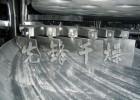 蛋白质饲料专用于盘式干燥机的生产线