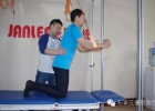 set悬吊训练系统腰部训练方法