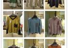 男装、女装、童装、中老年装服装库存尾货批发