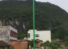 优质篮球场灯柱,篮球场灯杆安装, 学校球场灯光设备