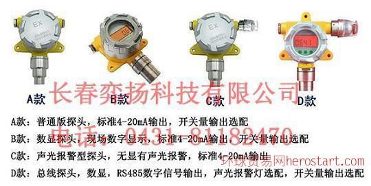 01、长春气体检测器选型(水印)