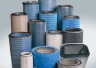 替代唐纳森工业高效除尘阻燃粉尘干燥空气过滤筒