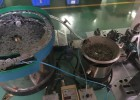 时代供应全自动端盖插刷机马达盖板插刷设备中板装配设备