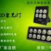 LED聚光投光灯超亮防水户外灯50W