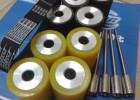 220 230裁线机专用胶轮 进口胶轮 过线机