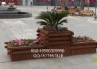 市政园林花箱、木质组合花池