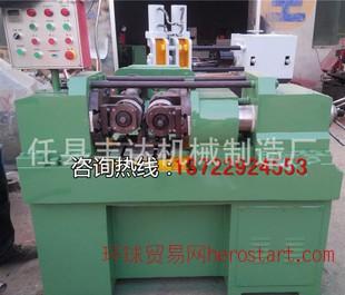 螺纹加工机床设备 二轴滚丝机 优质滚丝机