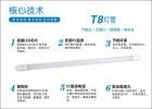 国强光电LED灯管日光灯T8超亮1.2米家用节能光管