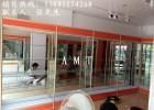 南京玻璃货架、南京玻璃展柜