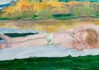 货真价实的苏联艺术油画,值得体验