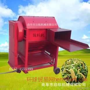 多功能大型小麦脱粒机厂家 农业实验设备 云南稻麦脱粒机