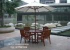 户外野餐桌椅,花园实木套椅,园林座椅