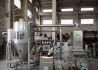 闭式循环喷雾干燥机 N2氮气循环 有机溶剂干燥机