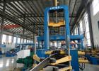 新型H型钢生产线组立机内置配备的介绍