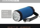 大功率国强光电LED强光远射手提式户外探照灯手电筒
