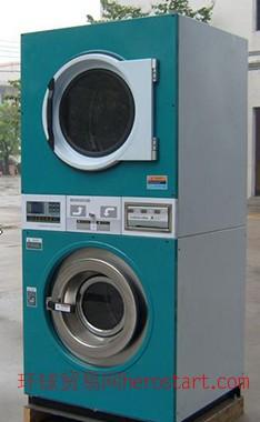 双层投币洗衣机1
