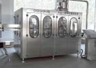 果粒果汁饮料生产线厂家-科信公司果粒饮料四合一灌装机