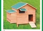 容易清洁木制鸡笼蛋鸡 YQ890260