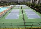 篮球场造价质量100%保证,网球场施工哪家卖得好,首选杰