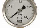 全不锈钢耐震压力表