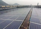 太阳能工商业光伏并网电站50千瓦