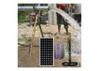 太阳能水泵光伏扬水系统
