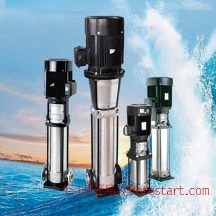 广东粤华泵/立式多级泵DL2-160/多级增压泵/增压泵/多级离心泵
