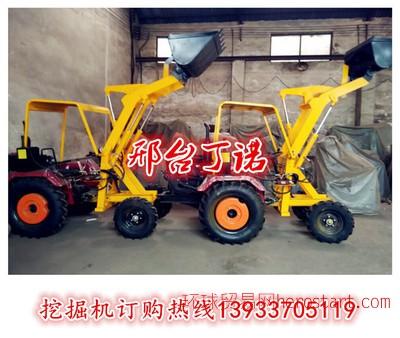 拖拉机挖掘机 工业农用必备 小型农业机械