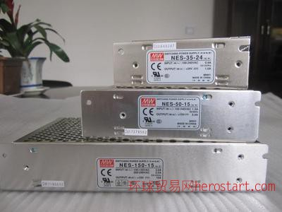 固态串联高频焊管机明伟开关电源15V3.4A,10A190元有12V24V
