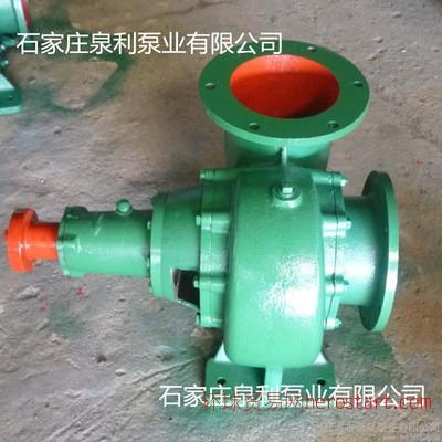 400HW-7厂家直销HW型卧式离心混流泵 大流量农用灌溉泵