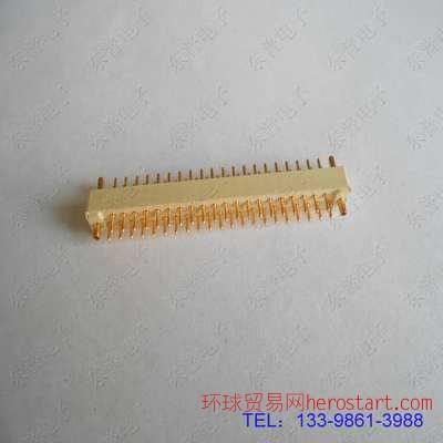 连接器 线簧孔 适应震动环境 耐高温