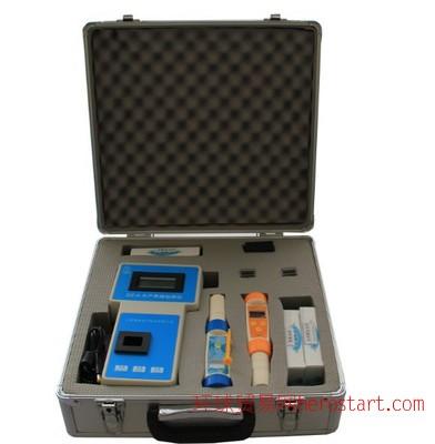 DZ-A水质分析仪,水产养殖专用水质分析仪,6参数水质分析仪