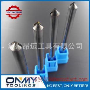PCD钻石单晶金刚石45°60°90°120°倒角刀倒角铣刀