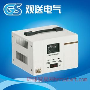 全自动单相交流稳压器 电子交流稳压器 超低压稳压器