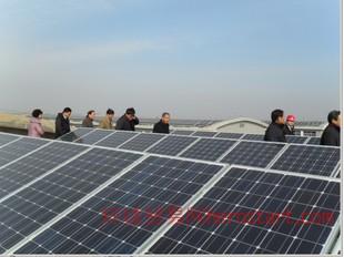 10KW太阳能光伏储能电站 太阳能发电机组